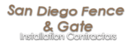 San Diego Fence & Gate Installation Contractors